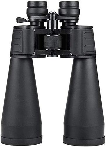 WSYA 180x100 binoculaire Haute Puissance HD télescope Longue portée Zoom Grand Calibre Poche de Chasse Voyage d'escalade Jumelles