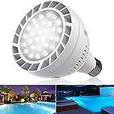 Bonbo LED Pool Bulb White Light, OSRAM 120V 65W...