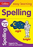 Collins Easy Learning Age 7-11 -- Spelling Ages 7-8: New Edition