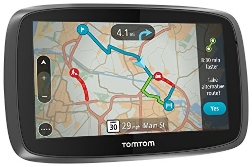 TomTom 1FC6.019.100 GO 60 S Portable Vehicle GPS (Certified Refurbished)