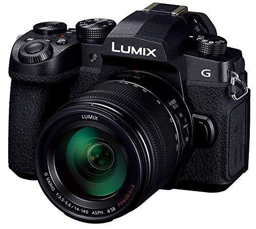 パナソニック ミラーレス一眼カメラ ルミックス G99H 高倍率ズームレンズキット 2030万画素 ブラック DC-G9...