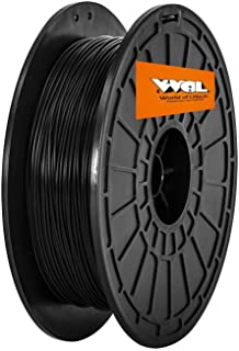 WOL 3D 1.75mm Filament (Black, 2)