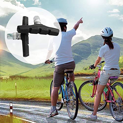 Funihut 1 Paio di Pattini per Freni di Bicicletta, Blocchi di Attrezzatura di Equitazione, Supporti per Freni Bici V