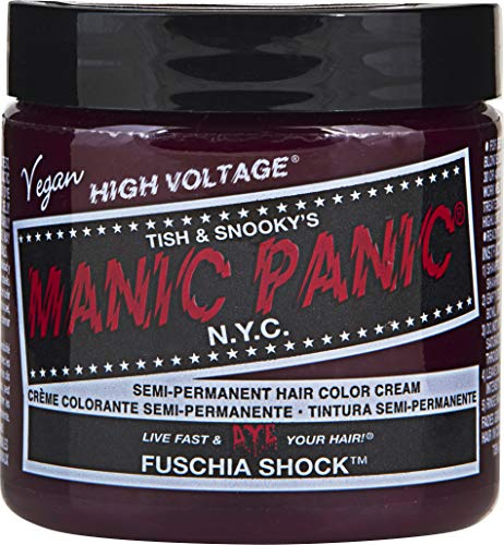 Manic Panic Fuchsia Shock - Classic Haarfarbe fuchsia 118 ml