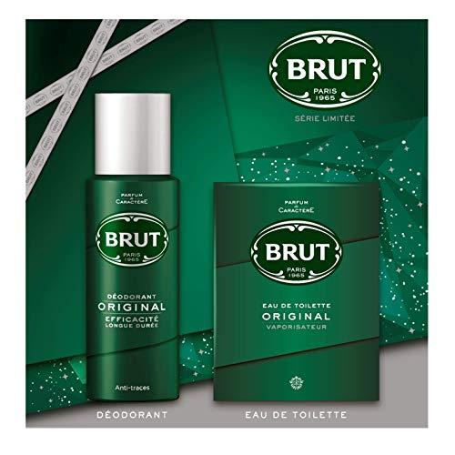 Brut Original Coffret Homme avec...