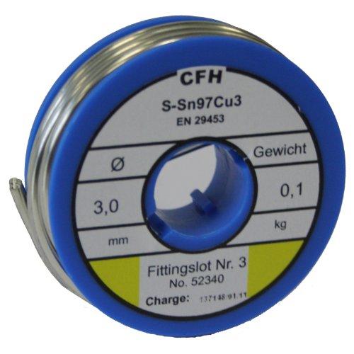 CFH Fittingslot WL 340, 52340
