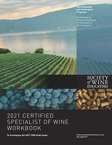 Compare Textbook Prices for 2021 Certified Specialist of Wine Workbook  ISBN 9798697388839 by Nickles, Jane