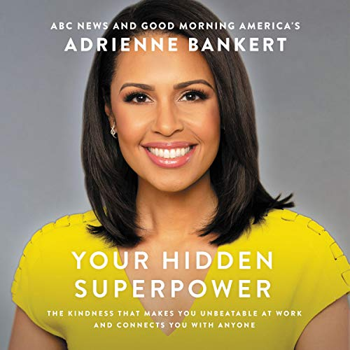 Your Hidden Superpower Audiobook By Adrienne Bankert cover art