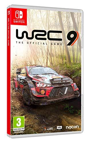 WRC 9. World Rally Championship 9: The Official Game - Versión Española (Nintendo Switch)