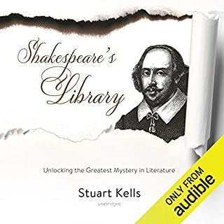 Shakespeare's Library audiobook cover art