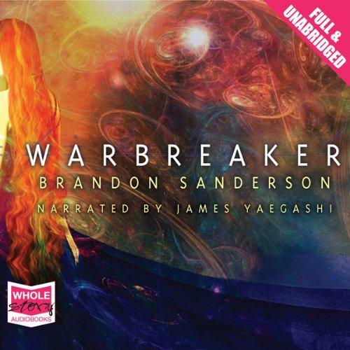 Warbreaker cover art