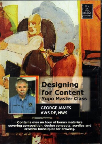 Watercolor & Yupo — Designing for Content — Master Class