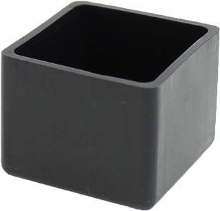 """WSH 50 mm (2"""") Pies de Goma Cuadrados Toppers para Las piernas de la Silla de Mesa de Muebles por Lifeswonderful? Patas de..."""