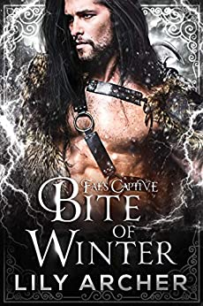 Bite of Winter (Fae's Captive Book 3) by [Lily Archer]
