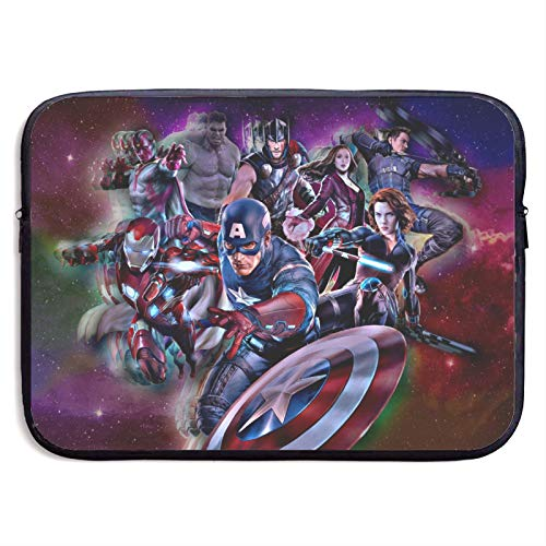 The A-Vengers Laptop Sleeve Bag Notebook Case - Waterproof And Scratch-Proof 15 Inch