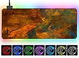 gaming lampe Unordentlicher Fractal 3d der kreativen Kunstzusammenfassungsfarbe Kreative...