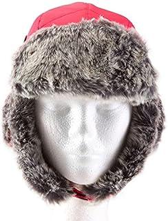 a73674e3be QUECHUA Berretto Invernale Berretto in Pelliccia Cappello di Pelliccia Bambino  Bambini Berretto GR. S (