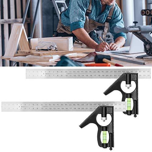 Regla de nivel, regla de combinación exquisita, herramientas duraderas que suministran hardware para la industria de medición