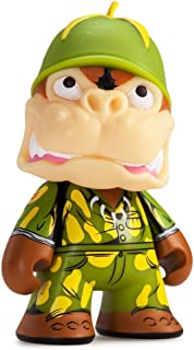 Kidrobot Teenage Mutant Ninja Turtles Series 2 TMNT Shell Shock Sargeant Bananas 3