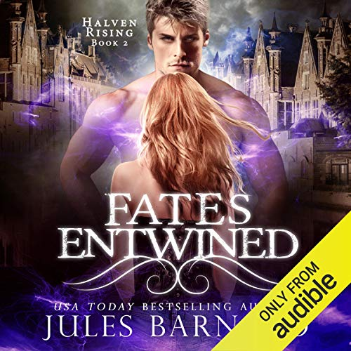 Fates Entwined audiobook cover art