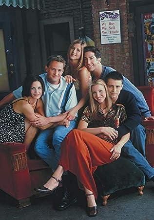 Friends Tv Show Poster Series Cast Art Jennifer Aniston Rachel 004 A5 A4 A3 A3 Amazon De Home Kitchen