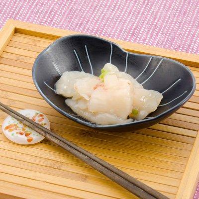 ほたてわさび 150g 贅沢新鮮 収穫したてをトロッと食感 マルアラ株式会社及川商店 宮城県