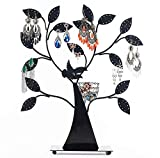 XKMY Soporte de exhibición Soporte de metal para joyas, árbol de pájaros,...