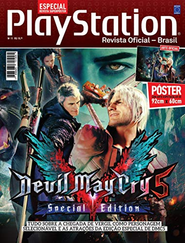Superpôster PlayStation - Devil May Cry 5
