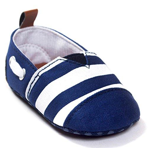 Zapatos de bebé, Bluestercool Zapatos Bebe niña Primeros Pasos Invierno Baratos Antideslizante...