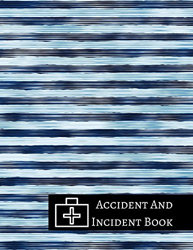 Accident And Incident Book