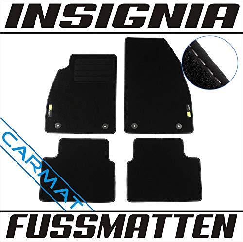 CARMAT Fussmatten mit Logo OP/INSY08/L/B