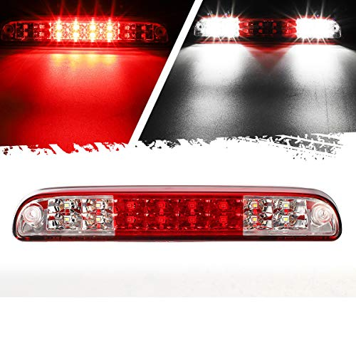 Partsam High Mount Stop Light Third 3rd Brake Light Replacement for F250 F350...