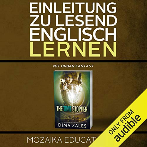 Einleitung zu Lesend Englisch Lernen mit Urban Fantasy [Introduction to Reading English Learning with Urban Fantasy] cover art