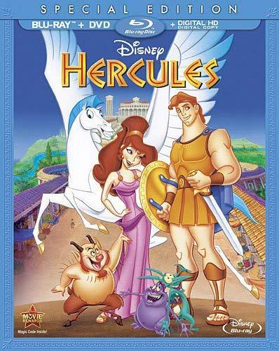 Hercules (2 Blu-Ray) [Edizione: Stati Uniti] [USA] [Blu-ray]