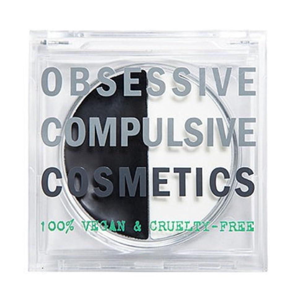 検査サーフィンブレーキ(3 Pack) OBSESSIVE COMPULSIVE COSMETICS Tarred & Feathered Lip Balm Duo - Black & White (並行輸入品)