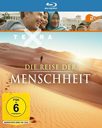 Terra X: Die Reise der Menschheit (Dreiteilige Dokumentation mit Dirk Steffens) [Blu-ray]