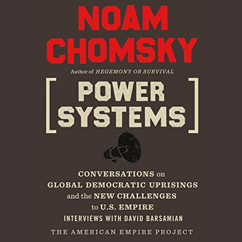 Power Systems Audiobook By Noam Chomsky cover art