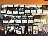 Blue Black Zombie Deck - Modern Legal - Custom Built - Magic The Gathering - MTG - 60 Card