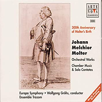 Molter: Orchestral And Chamber Music 2-CD-BOX