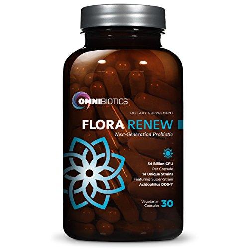 Flora Renew Probiotics
