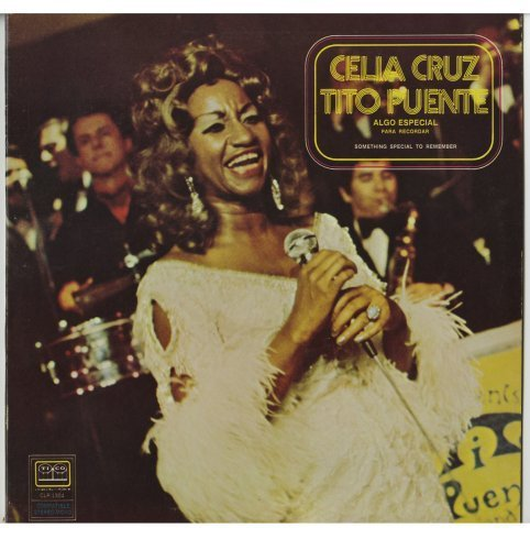Algo Especial Para Recordar [Us Import] by Celia Cruz and Tito Puente