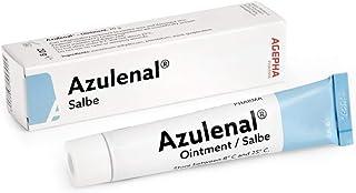 Azulenal Wund und Heilsalbe - Natürlich Entzündungshemmende Salbe After Ekzem Wundsalbe Baby Creme