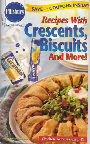 Recipes With Crescents, Biscuits And