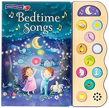 Bedtime Songs  11-Button Interactive Children s Sound Book  Early Bird Song