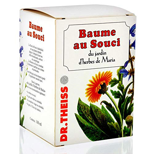 Dr. Theiss Baume au Souci Pot, Neutre, 100 ml