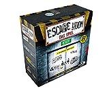 Noris 606101546 Escape Room Grundspiel, ab 16 Jahren Inkl. 4 Fällen und Chrono Decoder (Erweiterungen verfügbar)