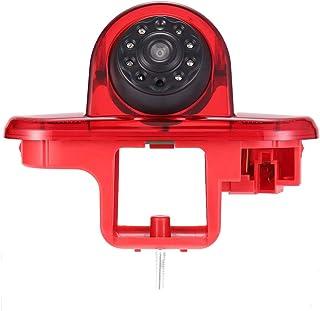 Rückfahrkamera Transporter Van Bremslicht Bremsleuchte Kamera Rückfahrsystem im 3. Bremslicht mit Rückfahrkamera für FIAT Talento/Nissan/Renault Traffic/Opel Vivaro/Vauxhall