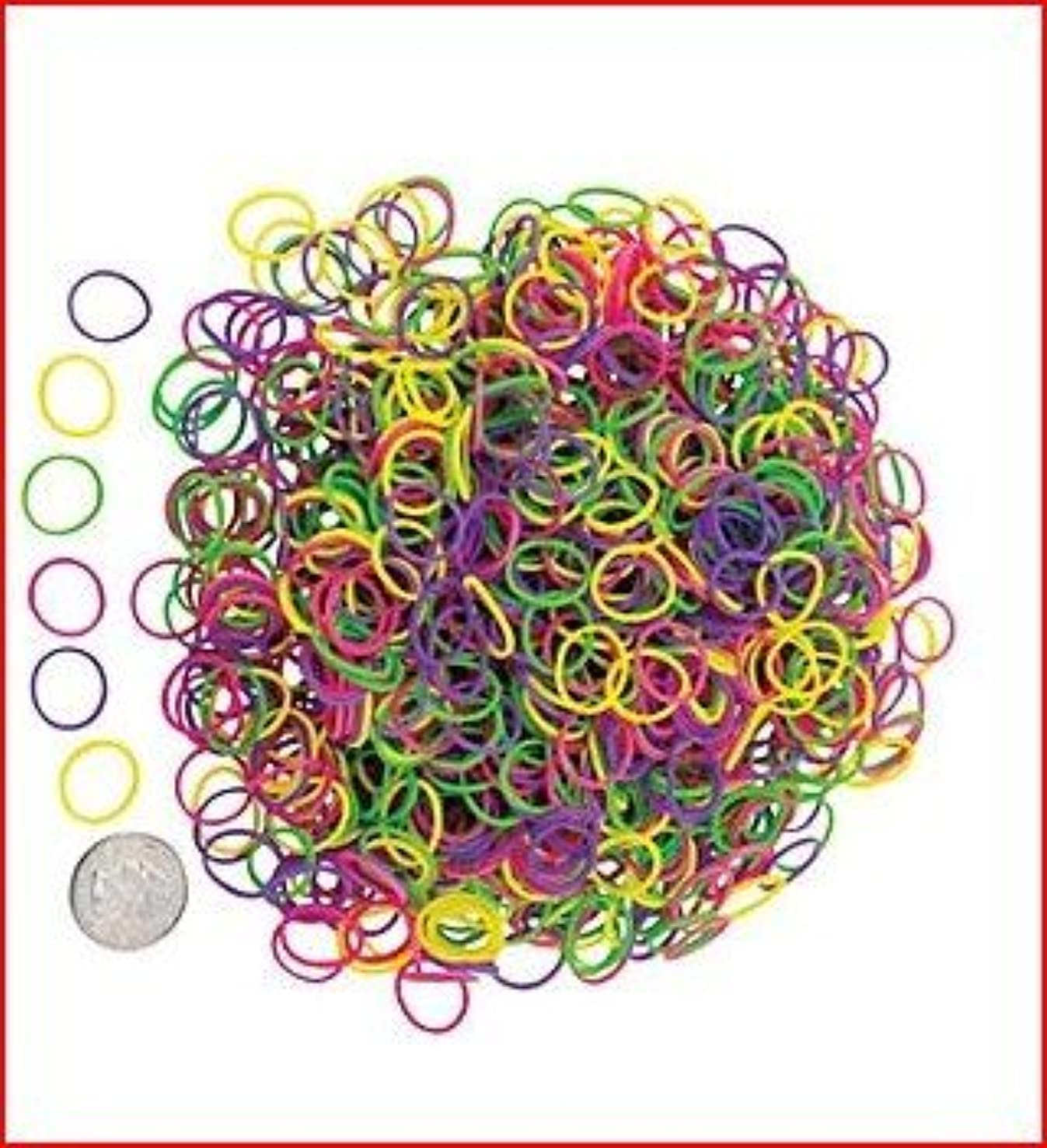 Pastel Soft Colors Looms Fun Loops Assortment Kit