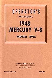 mercury 89m