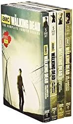 the walking dead Seasons 1-4 dvd set amazon